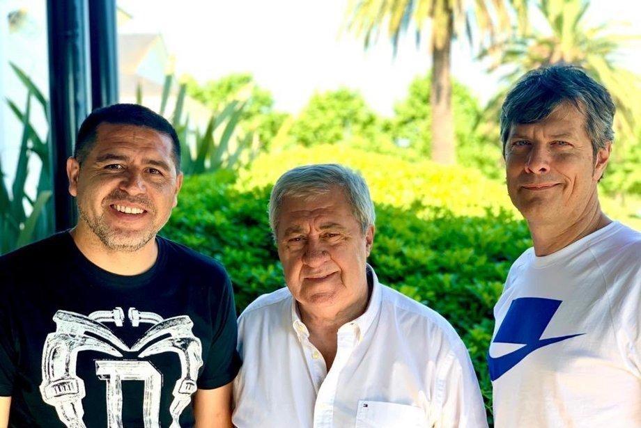 Con Riquelme como protagonista, Ameal derrotó al macrismo en Boca