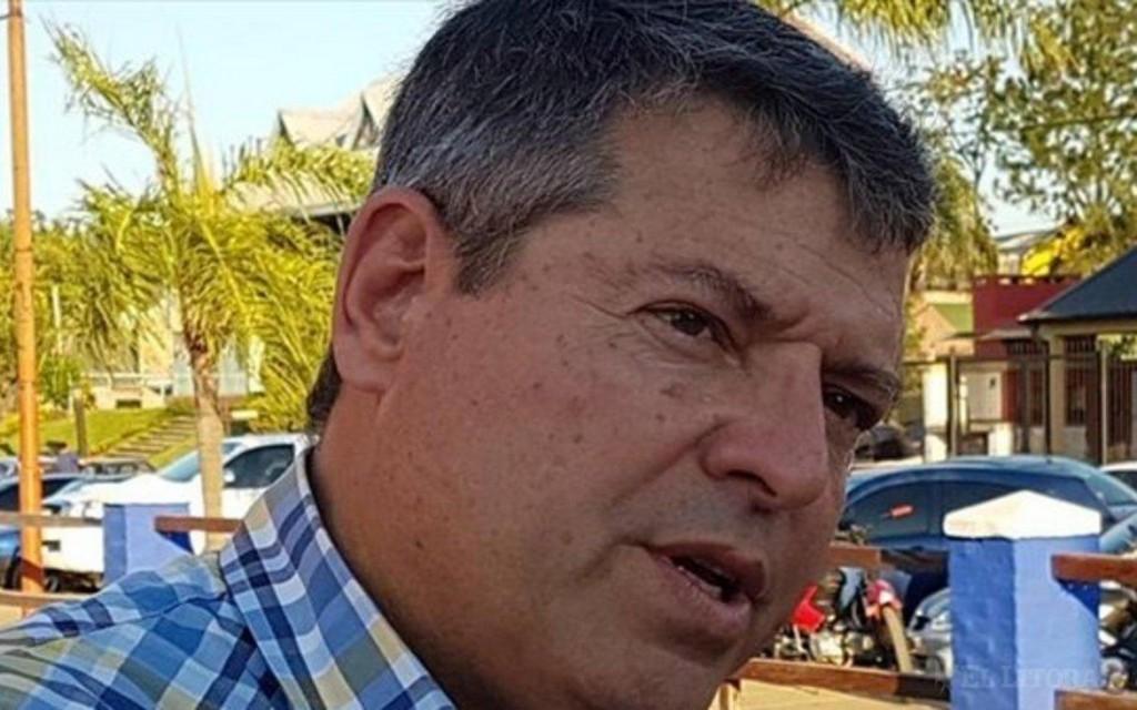Valdés manifestó su apoyo al intendente suspendido Guillermo Osnaghi