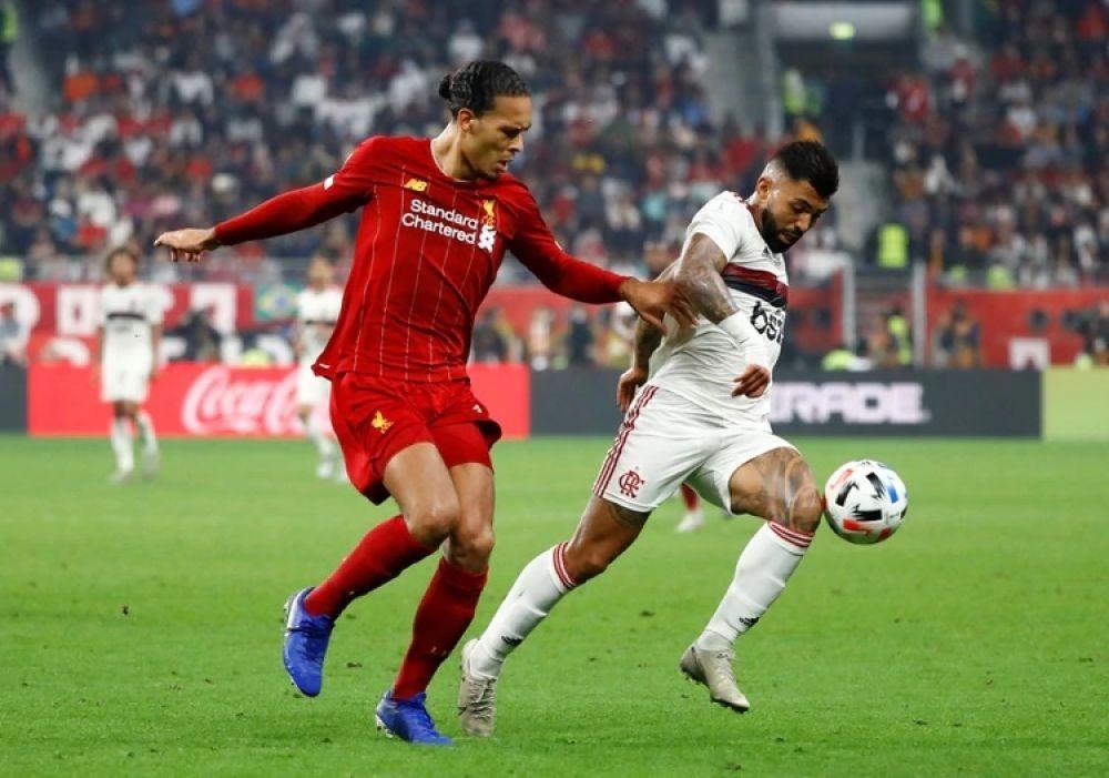 Liverpool venció a Flamengo en la final del Mundial de Clubes