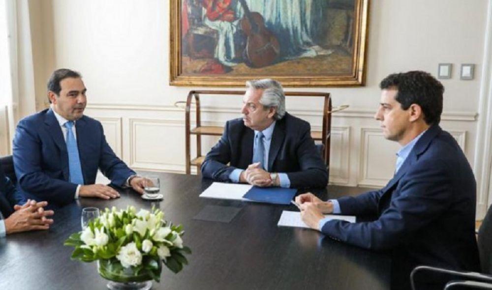 Valdés tras reunión con Fernández: