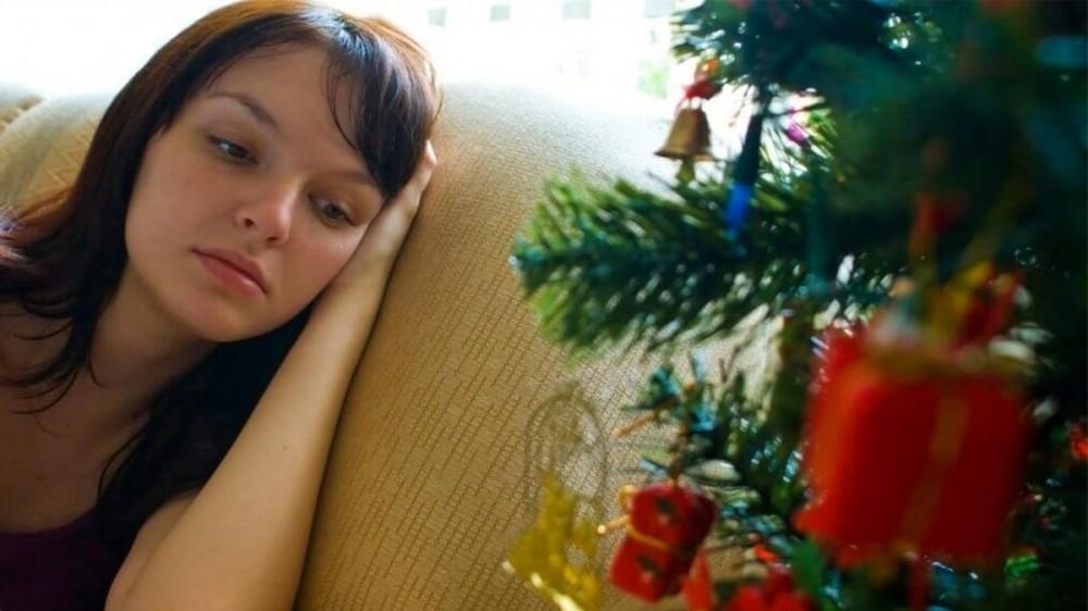 Porqué puede emerger la angustia durante las fiestas
