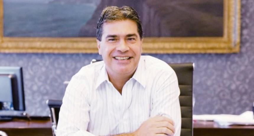 Capitanich pidió suspender el pacto fiscal firmado durante la gestión de Macri