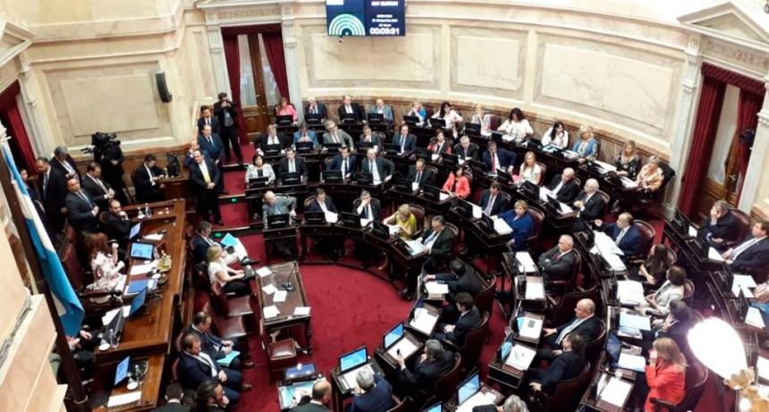 El Senado convirtió en ley el proyecto de Solidaridad Social y Reactivación Productiva