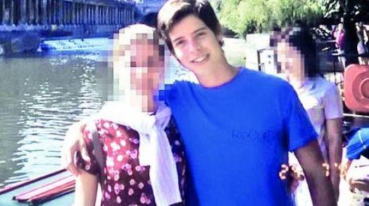 Se cumplen nueve años del secuestro de Cristian Schaerer