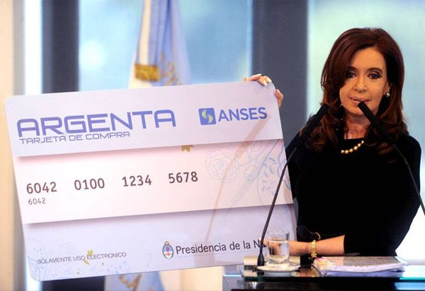 Corrientes, la provincia del NEA que mas solicitó la Tarjeta Argenta