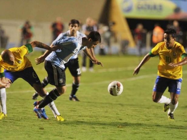 El superclásico Argentina Brasil se jugaría en Mendoza