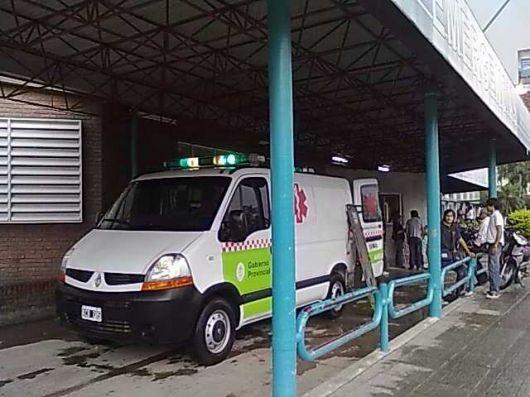 Durante el fin de semana volvió a colapsar el servicio de emergencia del Hospital Escuela