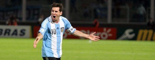 Argentina intentará ante Chile defender la cima en las Eliminatorias Brasil 2014