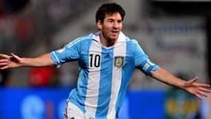 Victoria argentina en Chile con el sello de Messi