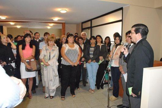 Inauguraron nueva sede de la Subsecretaría de Comercio y Defensa del Consumidor