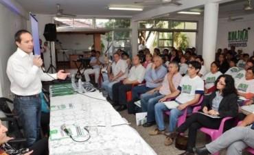 Camau participó del Foro de Viceintendentes y Concejales del FpV en Itatí
