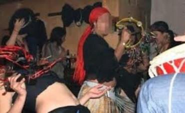 Empedrado: la abuela de los chicos abusados, sacerdotisa y organizadora de los rituales