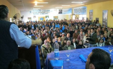 Este sábado el Partido Liberal se reúne en Ituzaingó