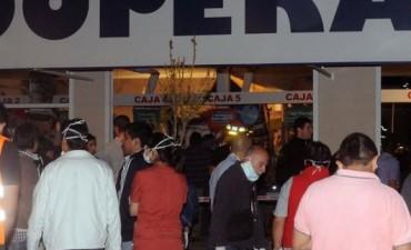 Neuquén: muertos y al menos quince heridos al caer el techo de un supermercado