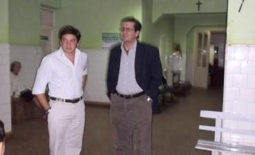 Braillard Poccard visitó La Cruz y Guaviravi
