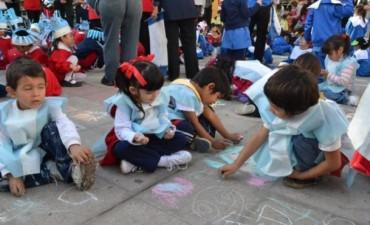Corrientes, segunda en el NEA con mayor crecimiento de alumnos en salas de 3 y 4