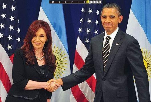 La Presidenta felicitó a Obama por el triunfo en las elecciones