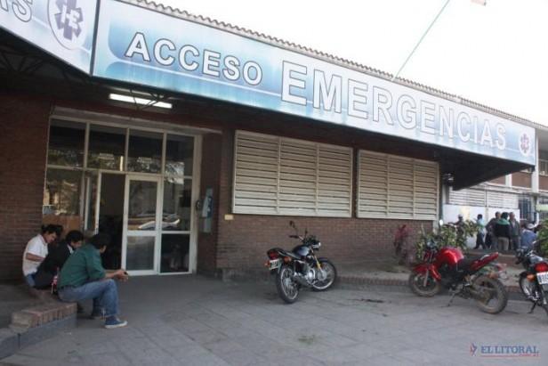 El Hospital Escuela quedó al borde del colapso por un récord de accidentados