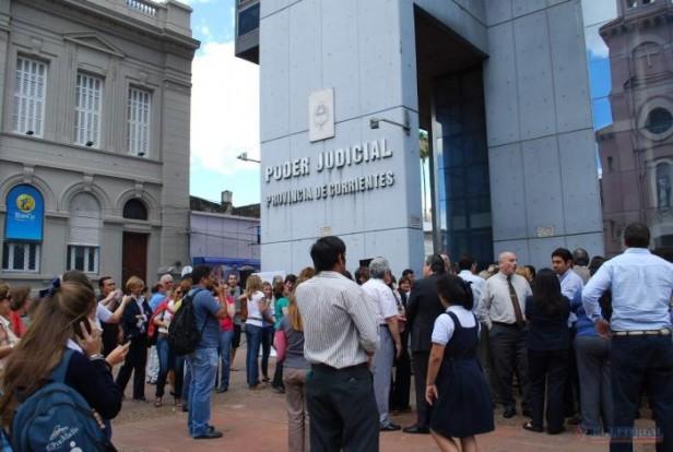 La posible intervención de la Justicia correntina llega a la Corte Suprema