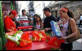 Las ventas navideñas crecieron un 35%