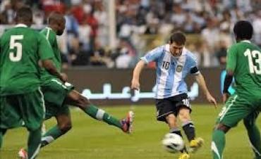A Messi no le gustó nada su travesía en el desierto