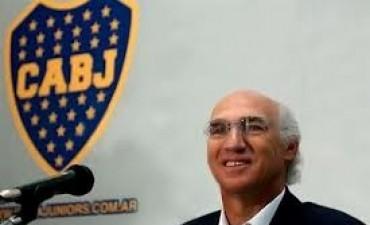 Carlos Bianchi es el nuevo técnico de Boca