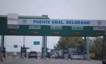 Peajes: rige nueva tarifa sobre la Ruta Nº12