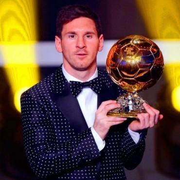 Lionel Messi, el mejor del mundo