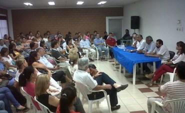 Cassani moviliza al trabajo partidario a Liberales de toda la provincia
