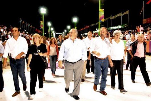 Carnaval: Ricardo instó a invertir al sector privado