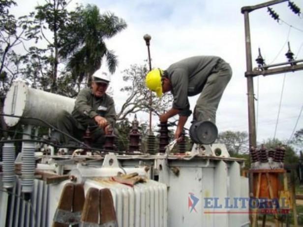 Santo Tomé reitera pedido de mejoras en el suministro de luz