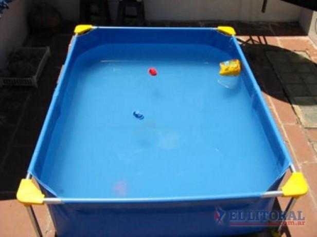 Beba de 2 años murió ahogada al caer en una pileta