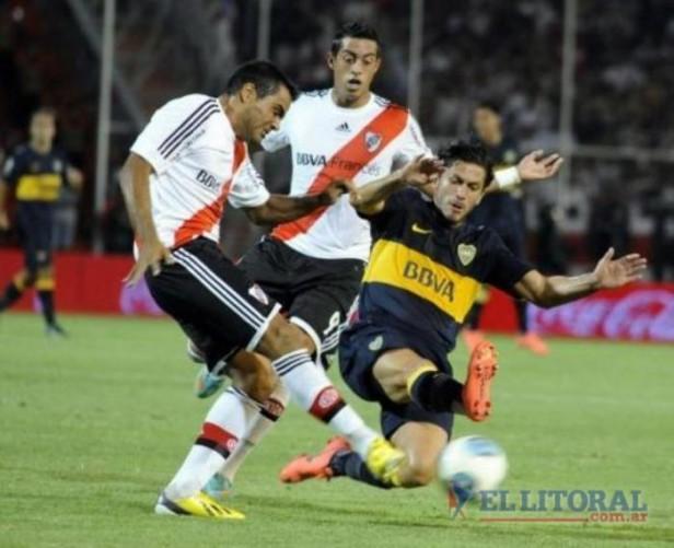 Boca y River juegan su último partido de verano