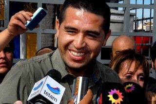 Riquelme ya llegó a Casa Amarilla y vuelve a entrenarse con Boca