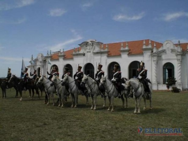 Conmemoran el natalicio de San Martín en Yapeyú y varias localidades de la provincia
