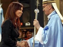 El papa Francisco recibirá el lunes a Cristina