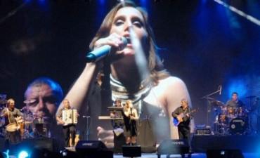 Noche de emociones con la Sole, Ofelia Leiva y Cholo Aguirre