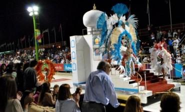 """En una esplendida noche el Carnaval estrenó """"casa propia"""""""