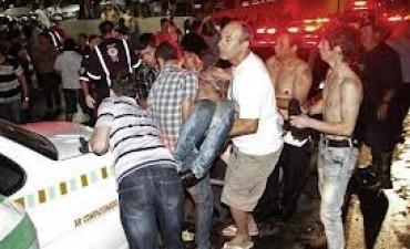 Tragedia en Brasil: 232 muertos por un incendio en un boliche