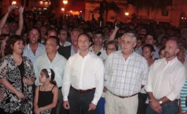 Con los principales candidatos definidos el PJ apura la inclusión de chamameceros