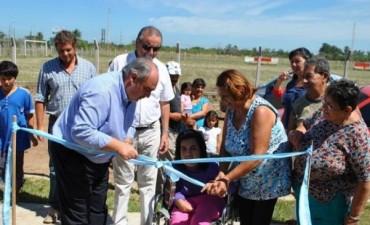 Colombi recorre la provincia y apuesta a una fuerte relación con intendentes