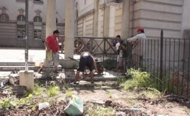Prevén una inversión de 120 millones de pesos para obras en escuelas de Capital