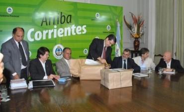 El Gobierno provincial avanza hacia la construcción del Gasoducto Paso de los Libres