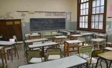 Las clases comenzaron con un paro que se repite hoy, a pesar de la conciliación