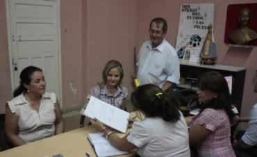 Por quejas y amenaza de quiebre, retrasan la presentación de listas municipales en el PJ