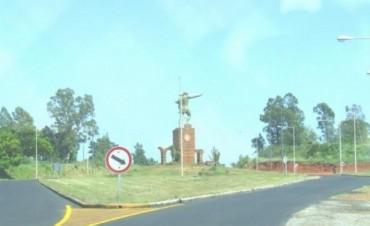 Santo Tomé: iniciarían en 30 días el reasfaltado del acceso