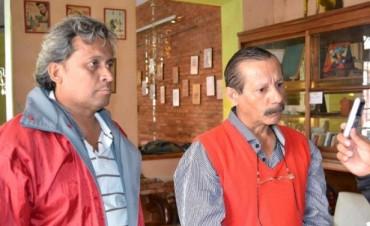 Molestos con el PJ, peronistas rezagados acuden a Colombi