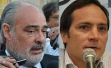 Colombi y Espínola tapizan sus estrategias electorales de anuncios y cortes de cinta