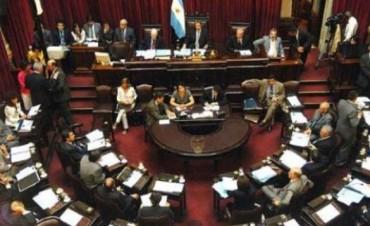 Justicia: el STJ minimiza la invitación al Senado que sólo firmó Roldán