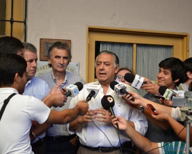 PL: Josefina pidió suspender las internas y Cassani exigió sensatez